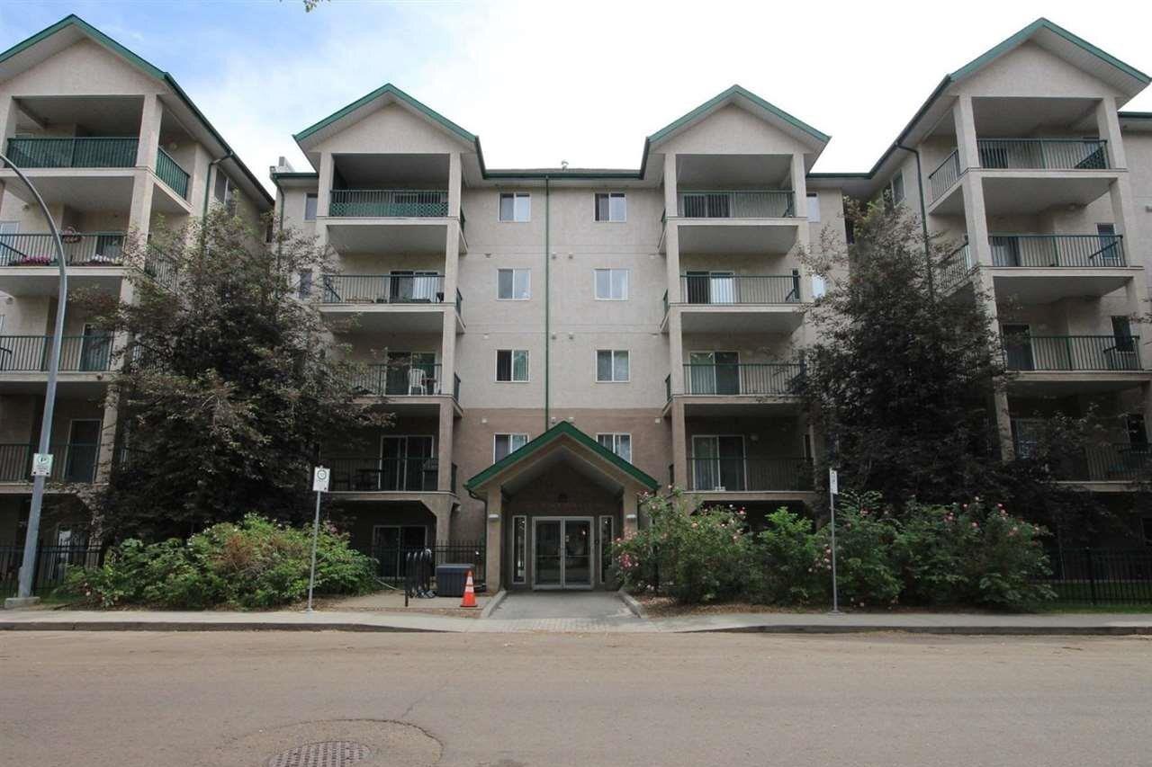 Condo for sale at 11325 83 St NW Unit 227 Edmonton Alberta - MLS: E4221033