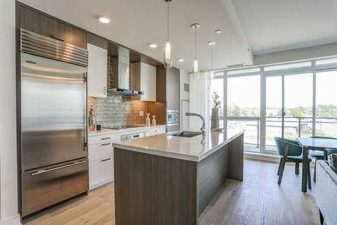 Condo for sale at 1575 Lakeshore Rd Unit 227 Mississauga Ontario - MLS: W4510906