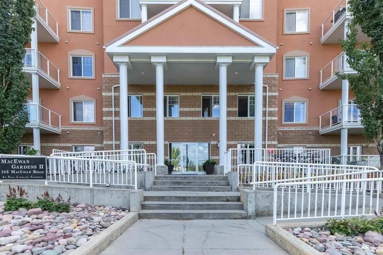 Buliding: 263 Macewan Road South West, Edmonton, AB