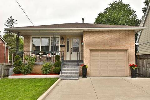 House for sale at 227 Adeline Ave Hamilton Ontario - MLS: X4481833