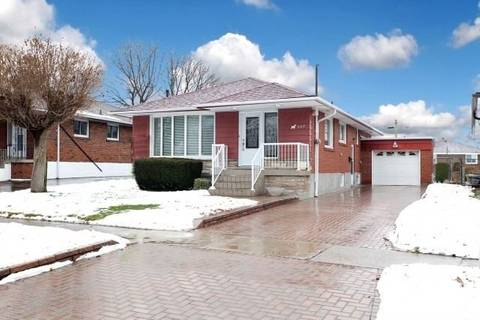 House for sale at 227 Brimorton Dr Toronto Ontario - MLS: E4650807