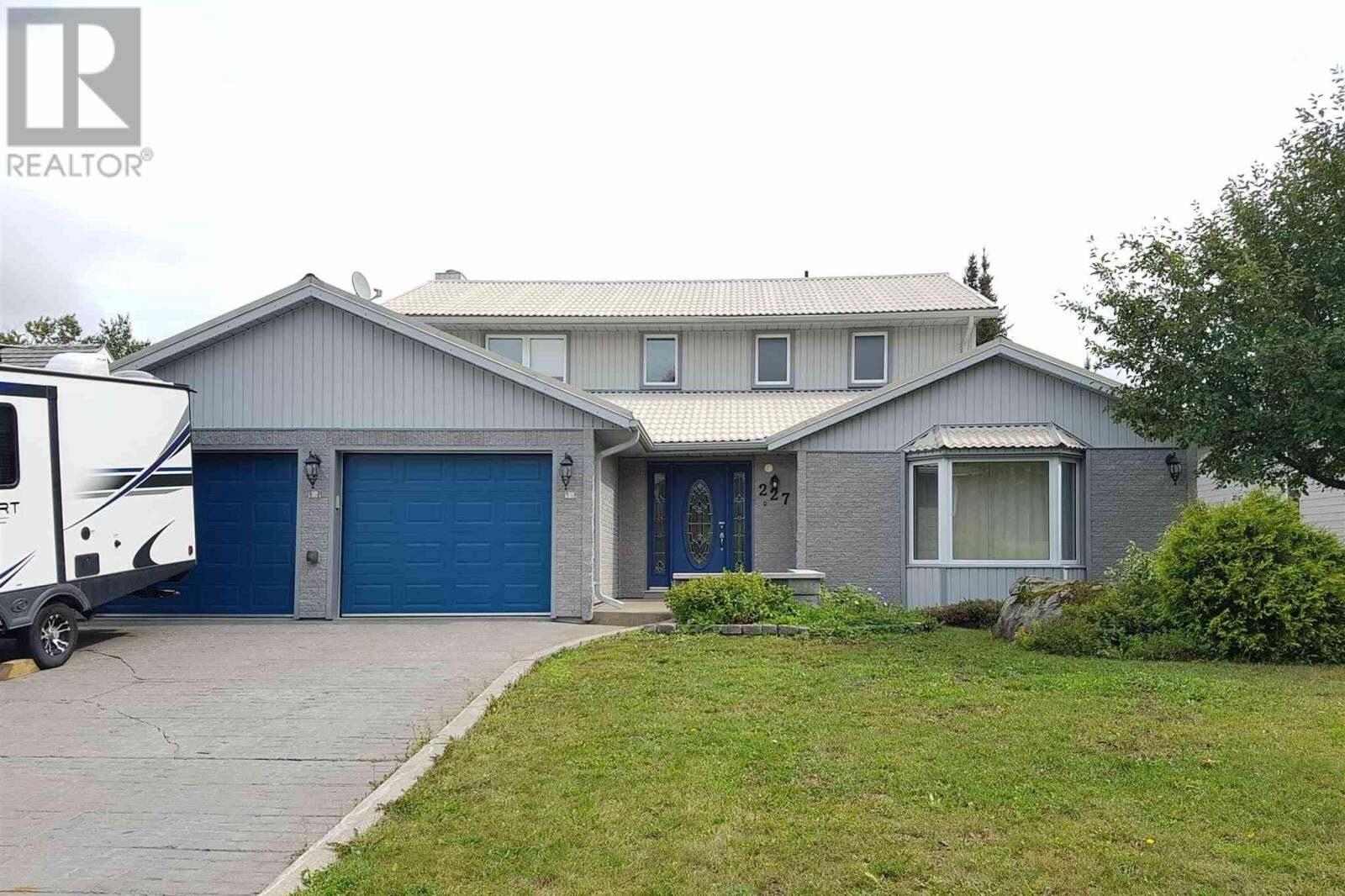 House for sale at 227 Cosman Cres Temiskaming Shores Ontario - MLS: TM201831