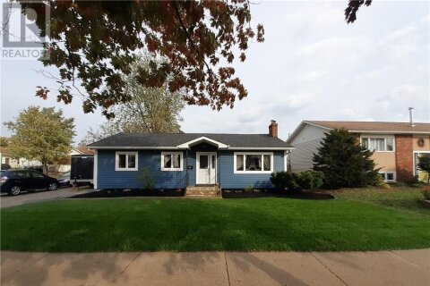 House for sale at 227 Edgett Ave Moncton New Brunswick - MLS: M131613