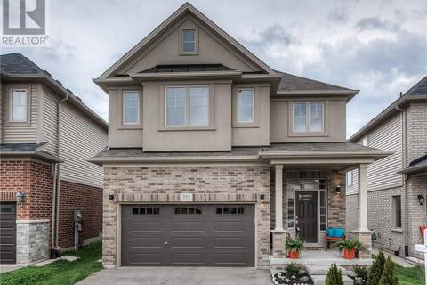 House for sale at 227 Falconridge Dr Kitchener Ontario - MLS: 30733947