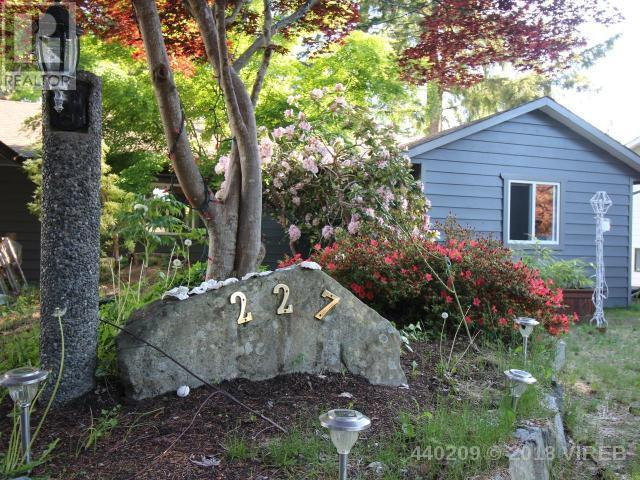 For Sale: 227 Fawn Road, Campbell River, BC | 3 Bed, 2 Bath House for $409,900. See 20 photos!