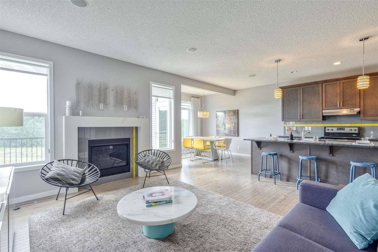 House for sale at 227 Hawks Ridge Blvd Nw Edmonton Alberta - MLS: E4143132