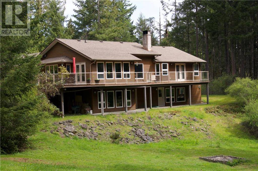 House for sale at 227 Horel Rd W Salt Spring Island British Columbia - MLS: 424615