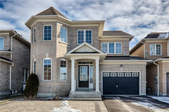 Sold: 227 James Ratcliff Avenue, Whitchurch Stouffville, ON