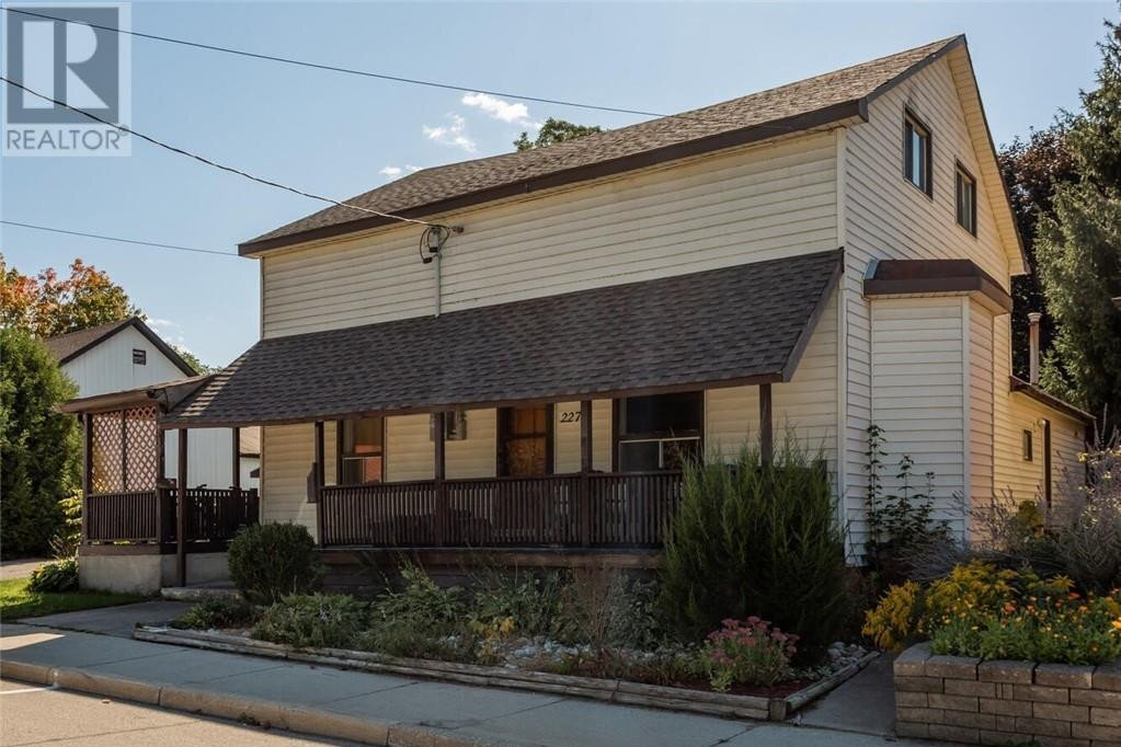 House for sale at 227 Main St West Otterville Ontario - MLS: 40026421