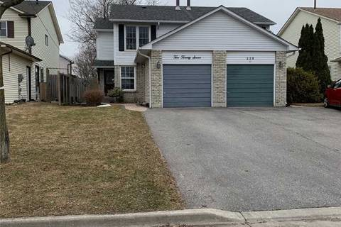 Townhouse for sale at 227 Northminster Ct Oshawa Ontario - MLS: E4727479