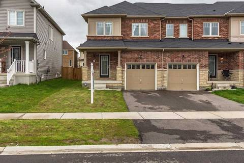 Townhouse for sale at 227 Powell Rd Brantford Ontario - MLS: X4451608