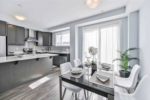 Townhouse for sale at 227 Rustle Woods Ave Markham Ontario - MLS: N4730645