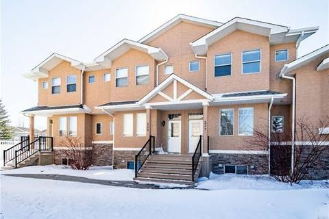 Townhouse for sale at 227 Strathcona Circ Strathmore Alberta - MLS: C4290703