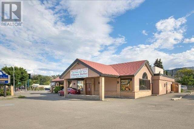 Commercial property for sale at 227 Tranquille Road  Kamloops British Columbia - MLS: 157299