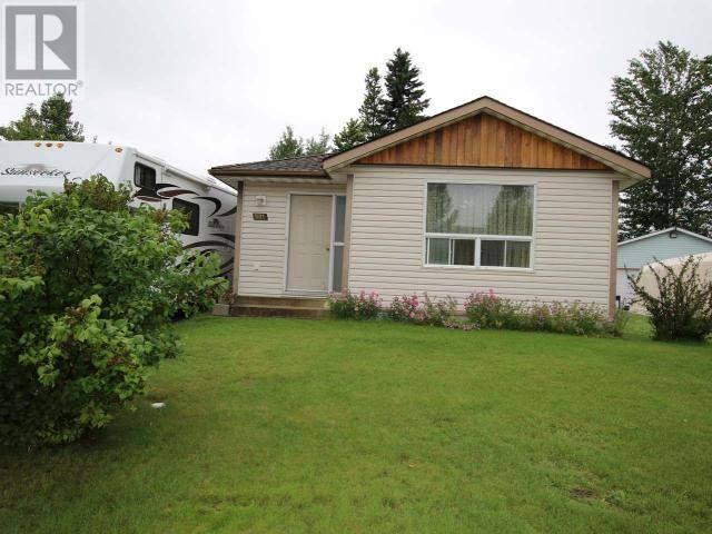 House for sale at 227 Willow Dr Tumbler Ridge British Columbia - MLS: 179892