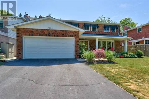 House for sale at 2270 Bethnal Green Rd Oakville Ontario - MLS: 30719577