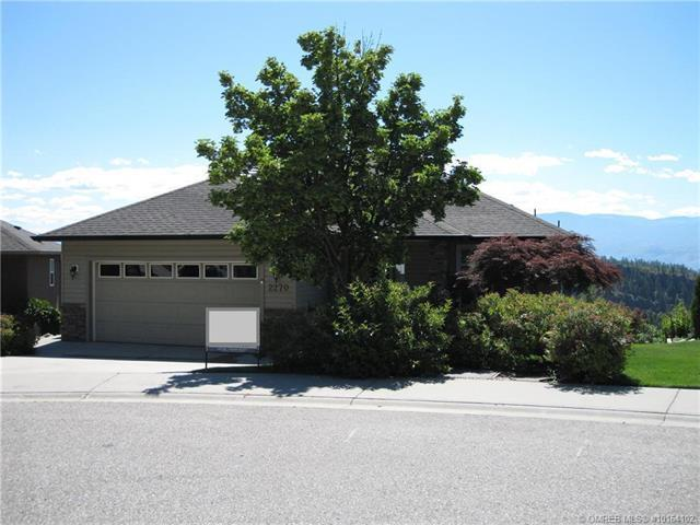 For Sale: 2270 Shannon Heights Court, West Kelowna, BC | 4 Bed, 3 Bath House for $724,900. See 42 photos!