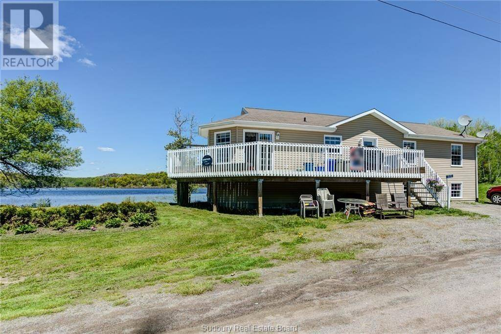 House for sale at 2270 Bass Lake Rd Espanola Ontario - MLS: 2081999