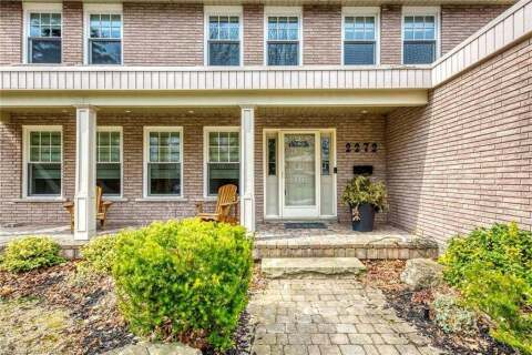 House for sale at 2272 Bethnal Green Rd Oakville Ontario - MLS: 30804453