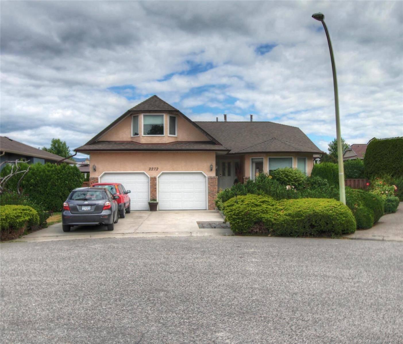 House for sale at 2272 Rhondda Ct Kelowna British Columbia - MLS: 10185575