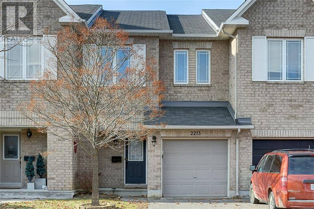 Townhouse for sale at 2273 Brockstone Cres Ottawa Ontario - MLS: 1176472