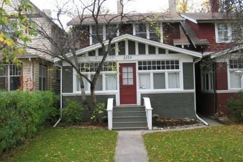 House for sale at 2273 Cameron St Regina Saskatchewan - MLS: SK802969