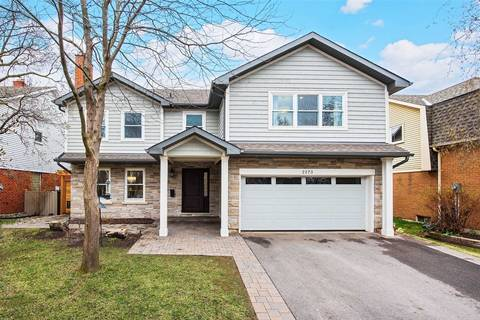 House for sale at 2273 Carol Rd Oakville Ontario - MLS: W4438569