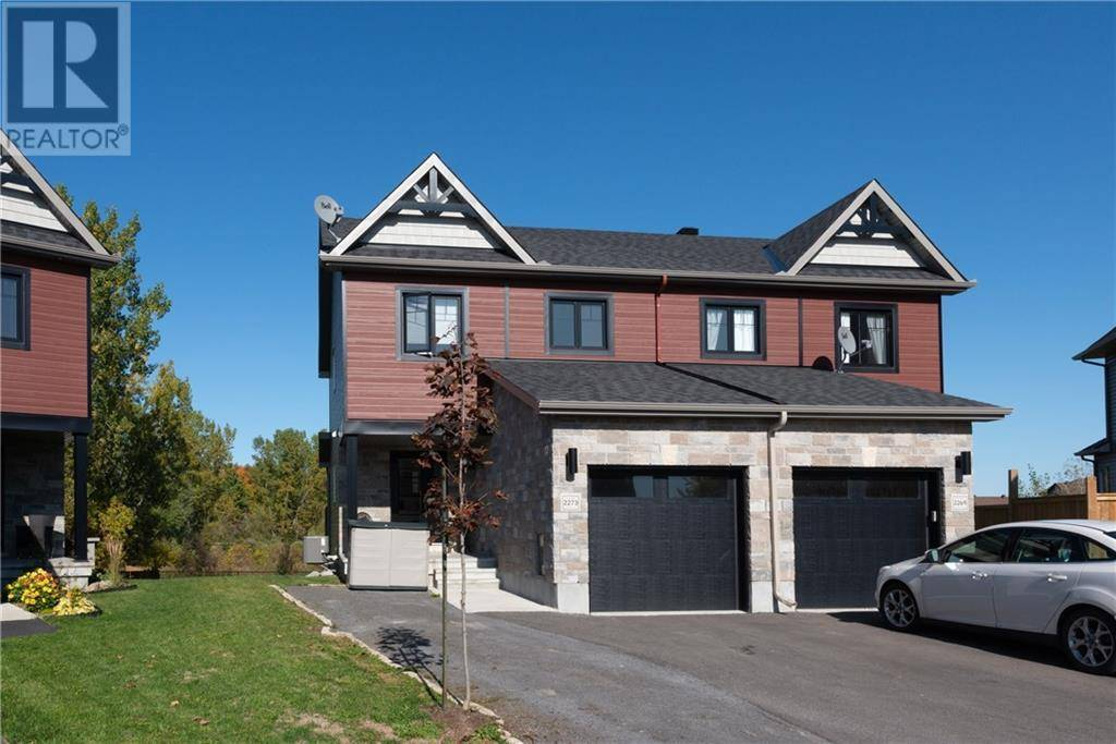 Townhouse for sale at 2273 Marble Cres Rockland Ontario - MLS: 1172432