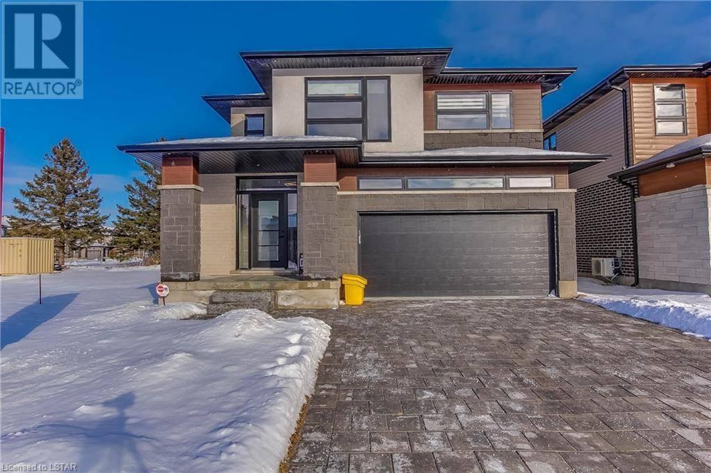 House for sale at 2274 Tokala Tr London Ontario - MLS: 240892