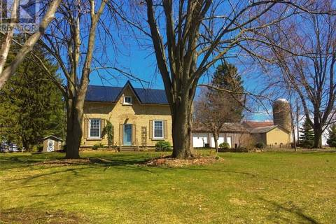 House for sale at 22742 Nissouri Rd Thorndale Ontario - MLS: 189561