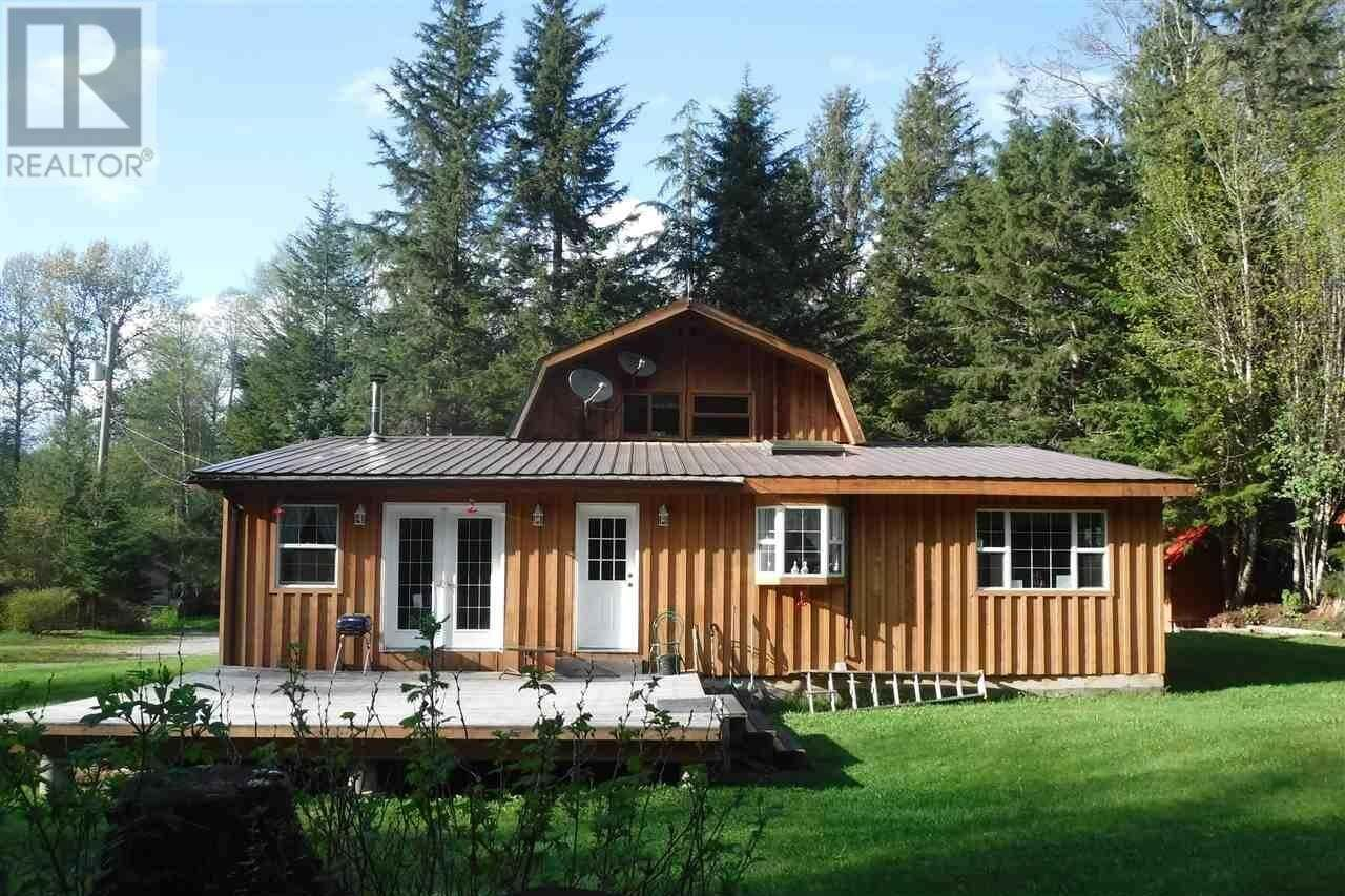 House for sale at 2275 E Mackenzie 20 Hy Bella Coola British Columbia - MLS: R2453262