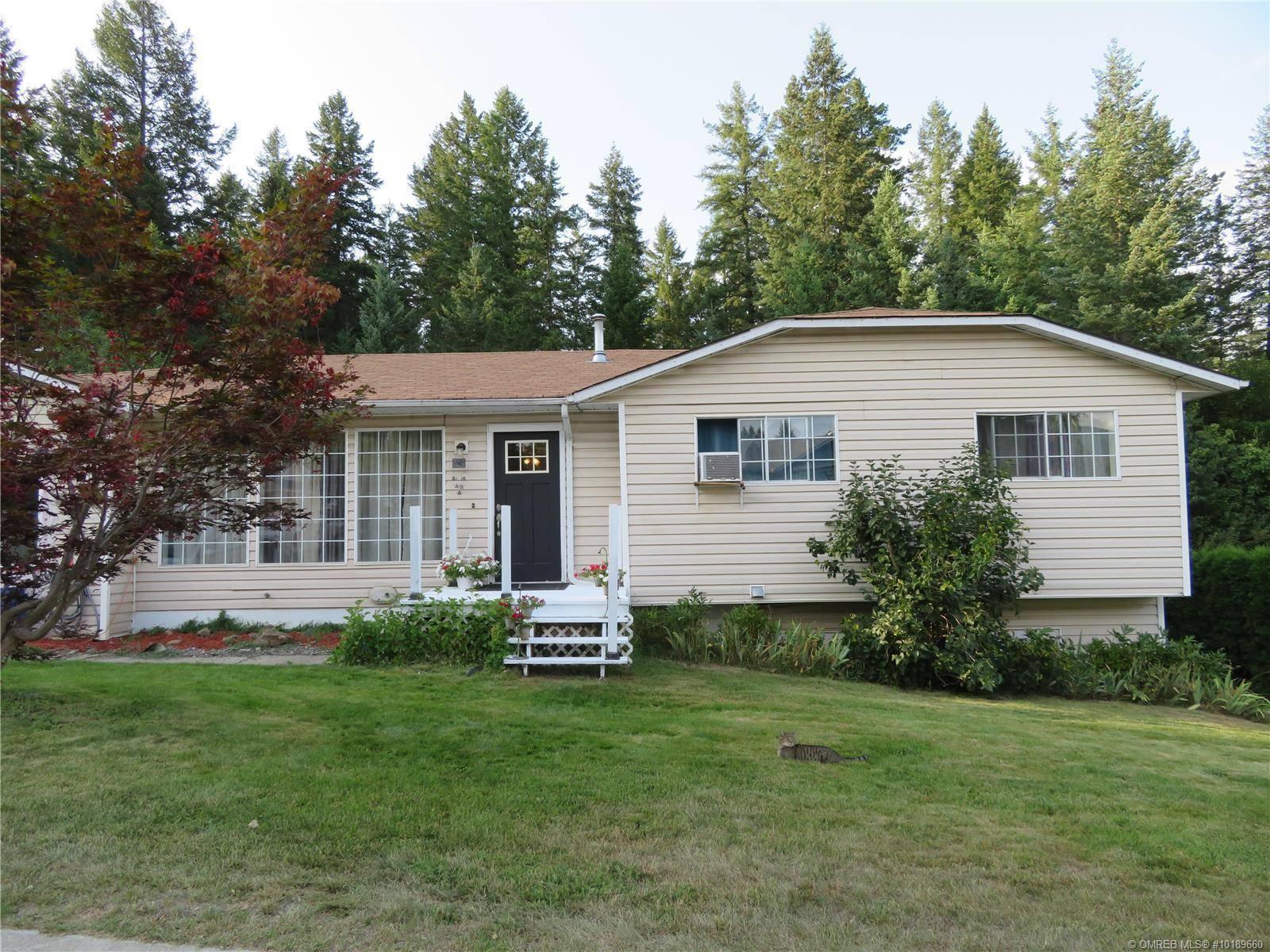 House for sale at 2275 Leblanc St Lumby, Bc British Columbia - MLS: 10189660