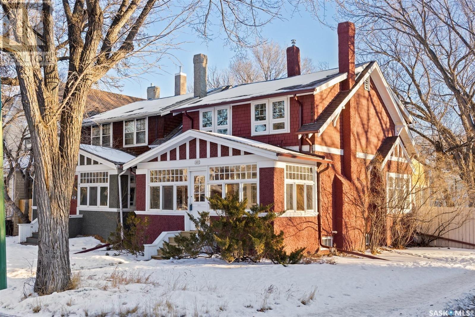 House for sale at 2277 Cameron St Regina Saskatchewan - MLS: SK834890
