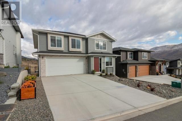 House for sale at 2277 Saddleback Dr Kamloops British Columbia - MLS: 159145