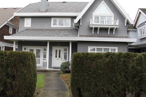 Townhouse for sale at 2277 15th Ave W Vancouver British Columbia - MLS: R2432838