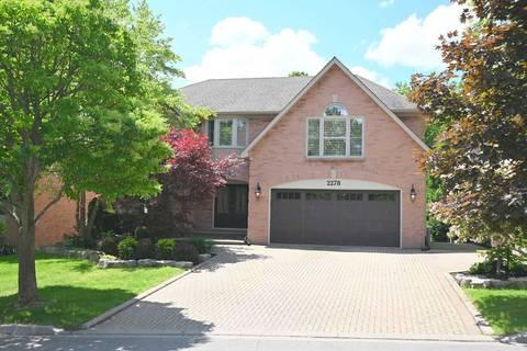 House for sale at 2278 Hemmingway Dr Burlington Ontario - MLS: W4494605