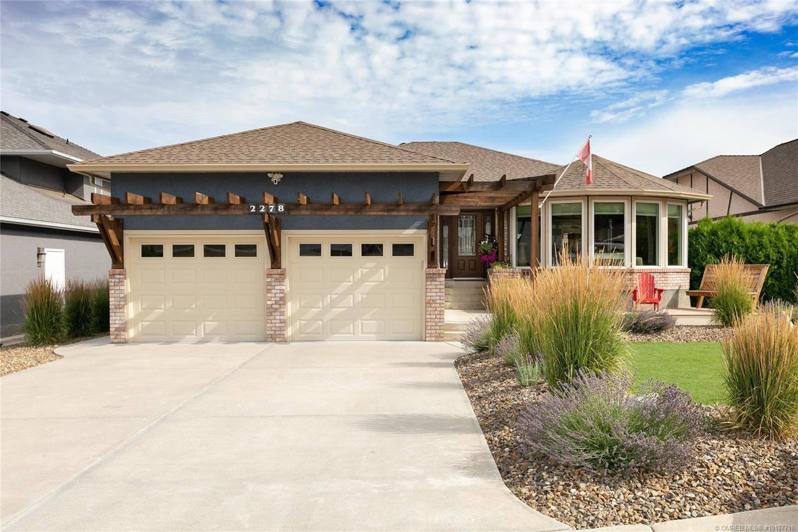 House for sale at 2278 Rhondda Ct Kelowna British Columbia - MLS: 10187718