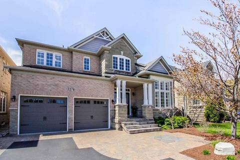 House for sale at 2278 Rochester Circ Oakville Ontario - MLS: W4448975