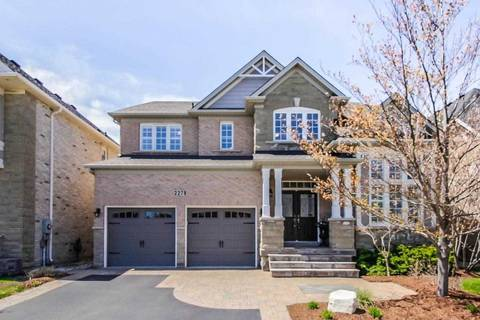 House for sale at 2278 Rochester Circ Oakville Ontario - MLS: W4496685