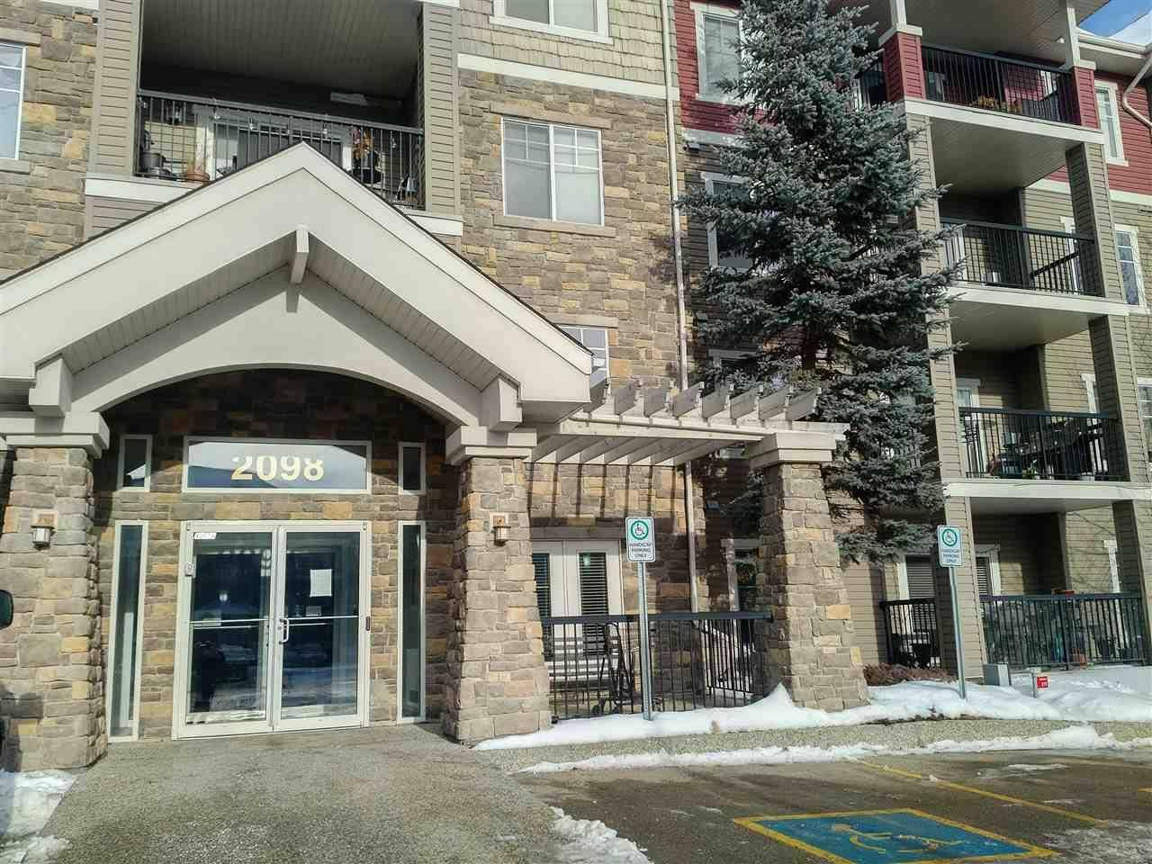 Condo for sale at 2098 Blackmud Creek Dr Sw Unit 228 Edmonton Alberta - MLS: E4185380