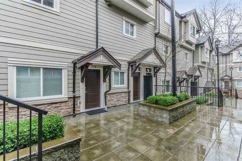 Townhouse for sale at 3888 Norfolk St Unit 228 Burnaby British Columbia - MLS: R2393082