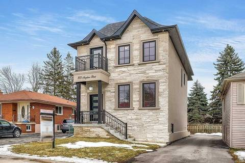 House for sale at 228 Angelene St Mississauga Ontario - MLS: W4389876