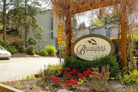 Townhouse for sale at 228 Balmoral Pl Port Moody British Columbia - MLS: R2356882
