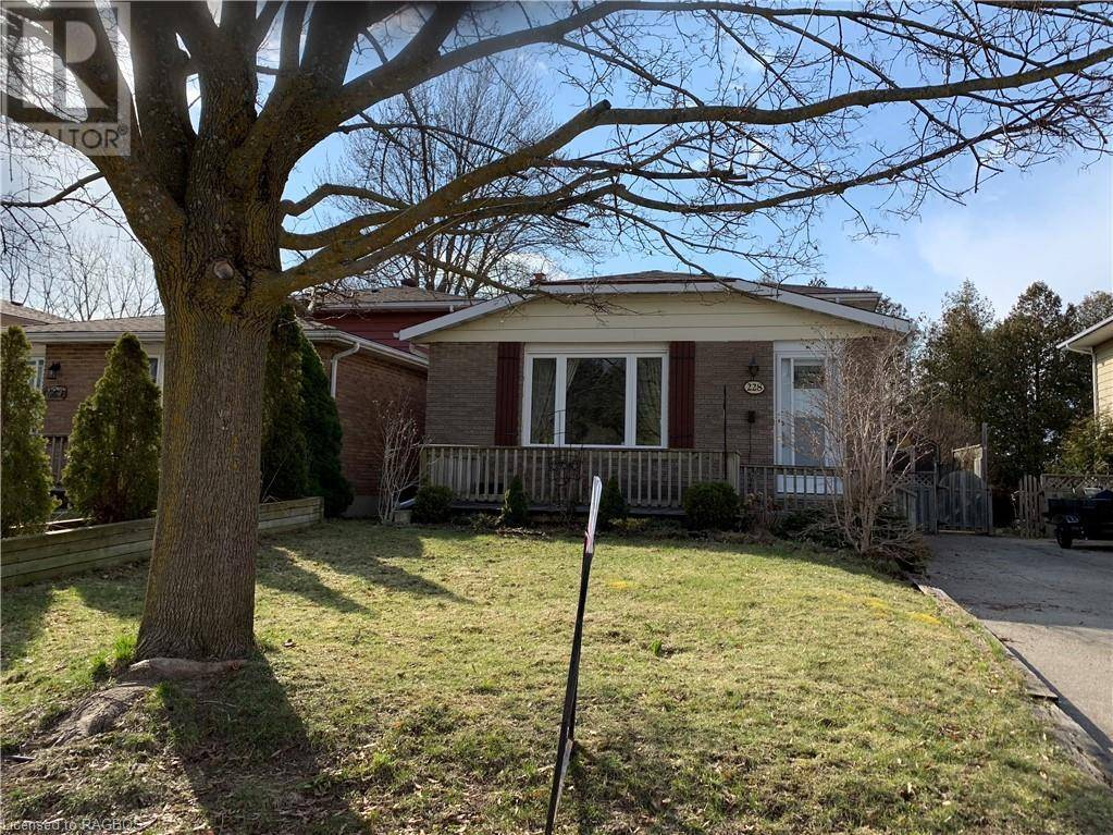 House for sale at 228 Bricker St Saugeen Shores Ontario - MLS: 246667