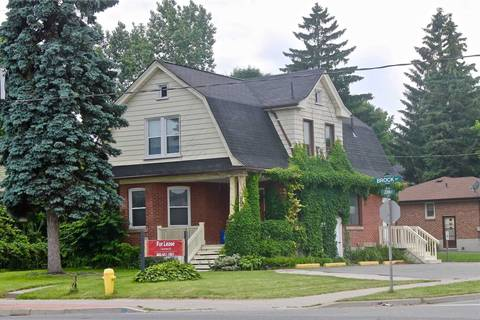 Commercial property for sale at 228 Brock St Whitby Ontario - MLS: E4653184