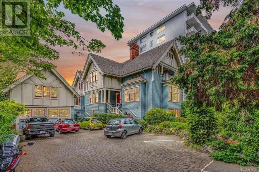 Townhouse for sale at 228 Douglas  Victoria British Columbia - MLS: 841638