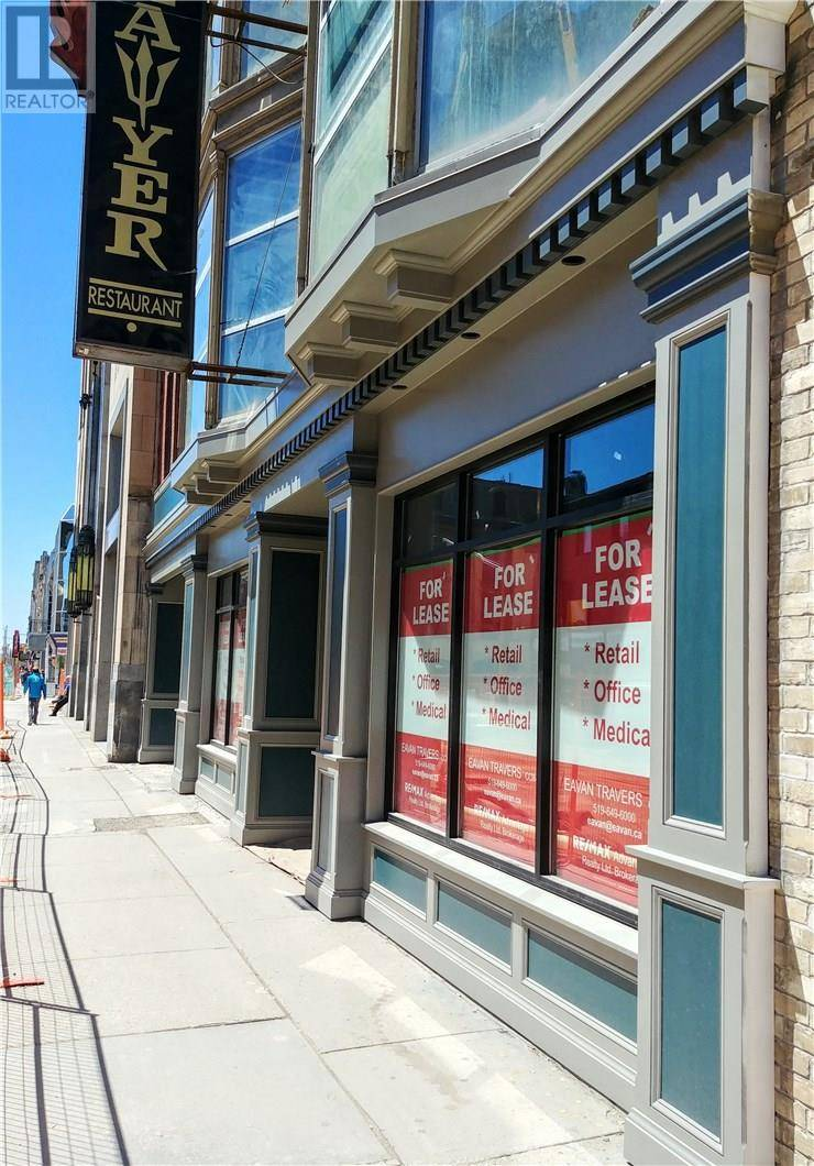 Commercial property for lease at 228 Dundas St London Ontario - MLS: 198237