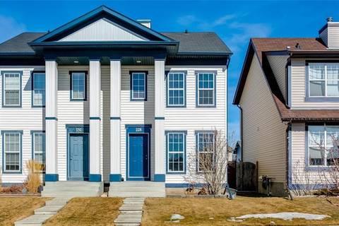 Townhouse for sale at 228 Elgin Meadows Vw Southeast Calgary Alberta - MLS: C4233809