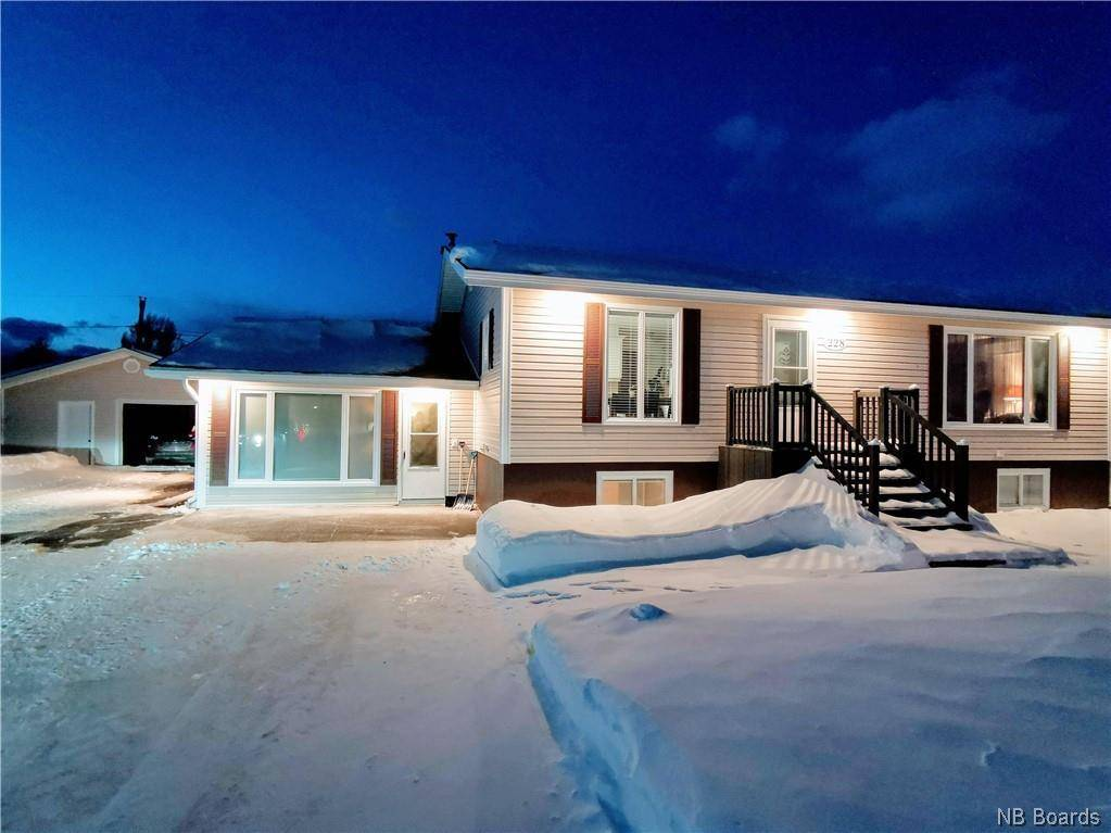 House for sale at 228 Foulem  Beresford New Brunswick - MLS: NB041087