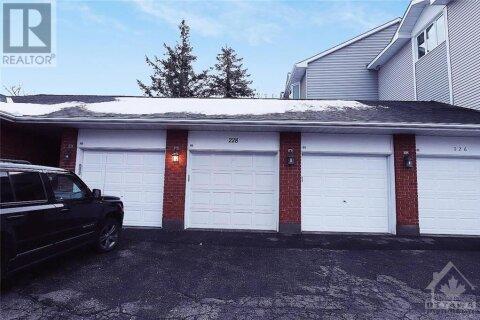 Condo for sale at 228 Harriot Pt Ottawa Ontario - MLS: 1220304
